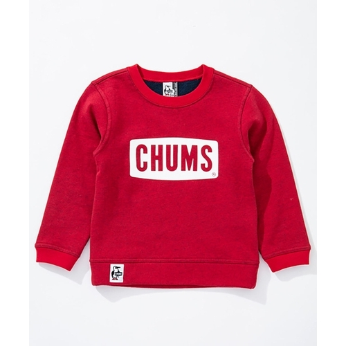 Kids Boat Logo Crew Top