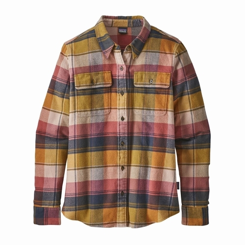 W's L/S Fjord Flannel Shirt