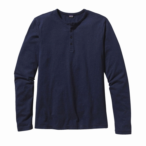 M's L/S Daily Henley