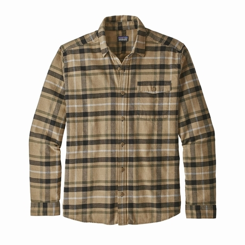 M's LW Fjord Flannel Shirt