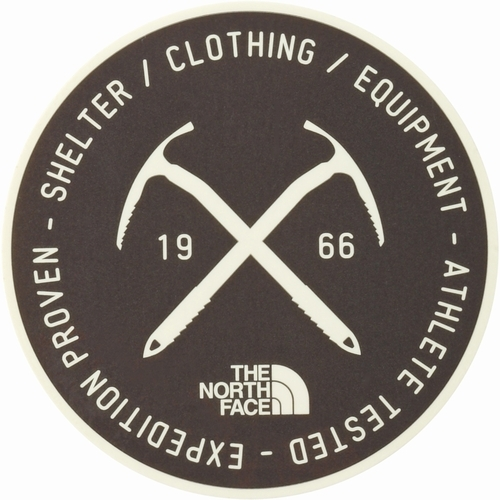 TNF PRINT STICKER