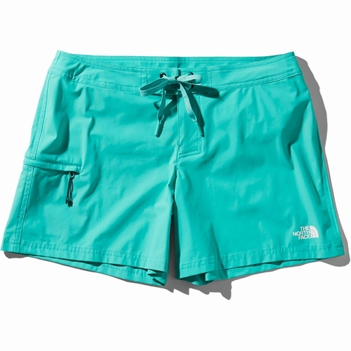 Lace Up Water Short