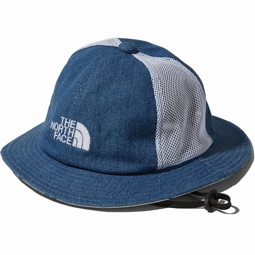 Baby  Denim Mesh Hat