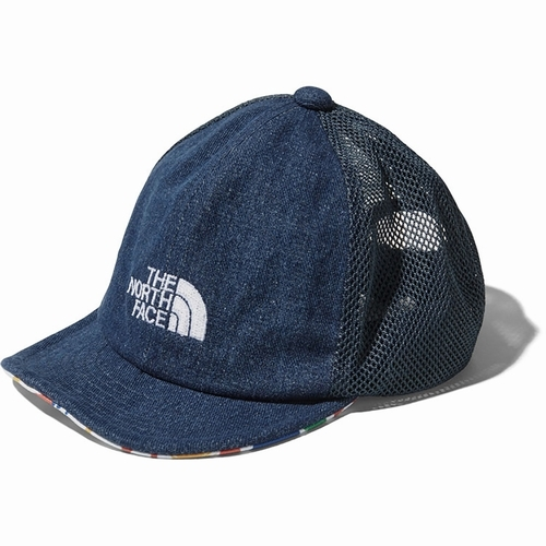 Baby  Denim Mesh Cap