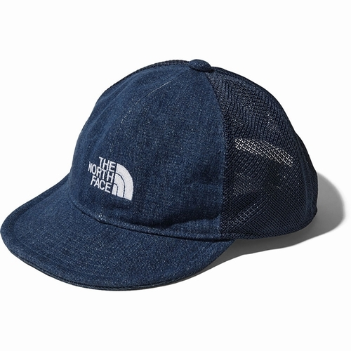 Kids'  Denim Mesh Cap