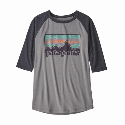 Boys' 1/2 Sleeve Graphic Tee