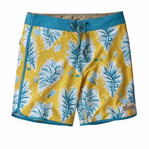 M's Scallop Hem Stretch Wavefarer Boardshorts - 18 in.