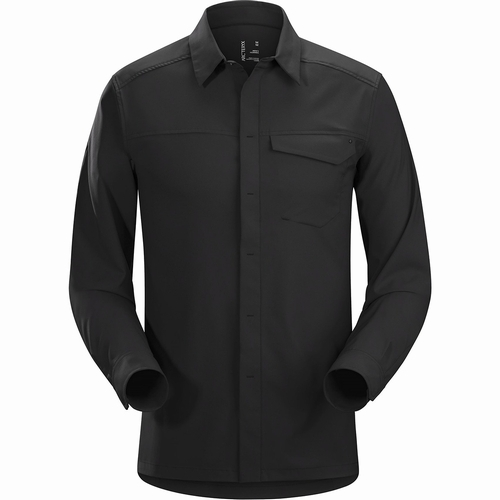 Skyline LS Shirt Mens